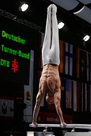 Turnier der Meister 2006, Gymnastics World Cup...