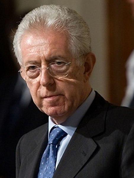 File:Il Presidente del Consiglio incaricato Mario Monti (cropped).jpg