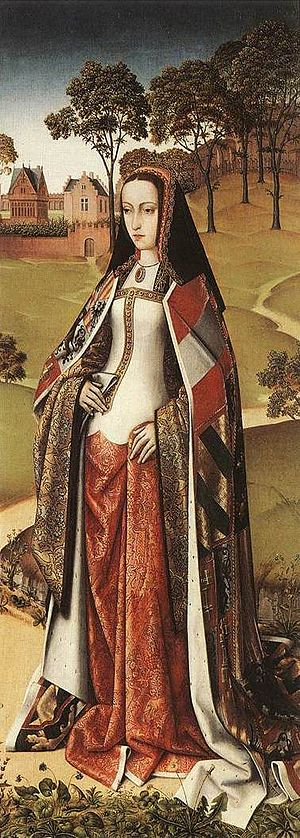 English: Juana La Loca in Flanders