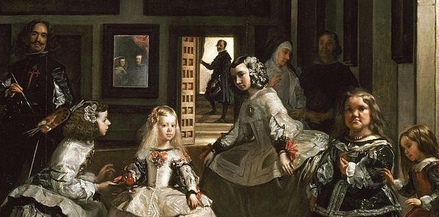 http://commons.wikimedia.org/wiki/File:Las_Meninas_detail.jpg