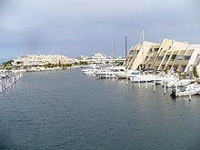 Port Camargue Wikipdia