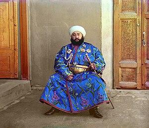 Mohammed Alim Khan (1880–1944), the last Emir ...