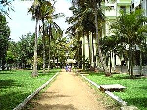 Campus of Rashtreeya Vidyalaya College of Engi...