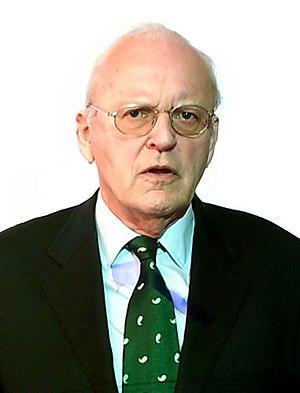 Deutsch: Roman Herzog (* 1934), deutscher Juri...