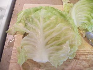 stage 1-rolling cabbage