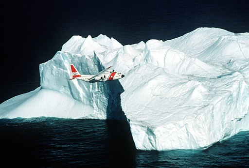 USCG International Ice Patrol C-130