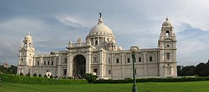 English: Victoria Memorial, Calcutta