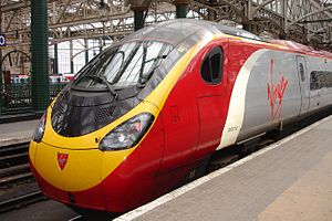 "Virgin Trains ""Pendolino"""