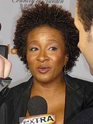 English: Wanda Sykes at 2010 GLAAD Media Awards.