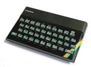 Sinclair 48K ZX Spectrum computer (1982)