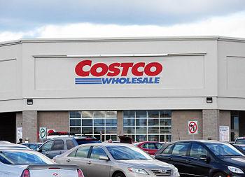 English: Costco in Moncton, New Brunswick