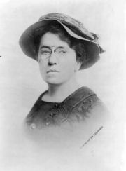 """Emma Goldman, bust from """"Anarchism and ot..."""
