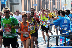 London Marathon, 17 April 2011