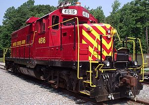 List of GM-EMD locomotives