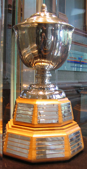 List of National Hockey League awards