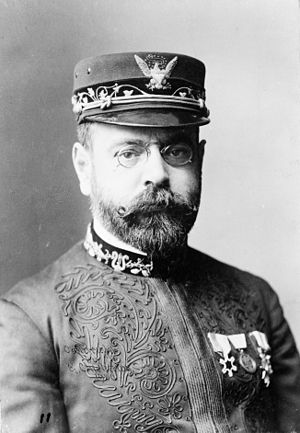 John Philip Sousa, the composer of the song.