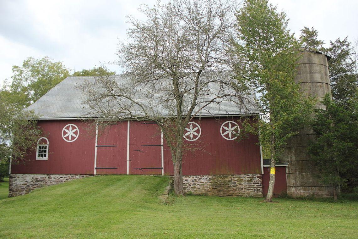 Bucks County Farmhouse