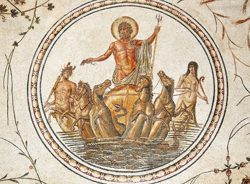 Neptune and the Four Seasons Bardo