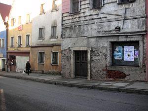 Verfall im Zentrum von Neustadt an de...