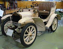 Rolls-Royce original de 1905.