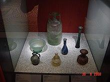 Histoire Du Verre Wikipdia