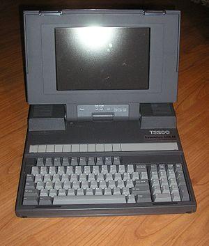 Toshiba T3200 laptop