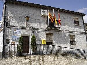 English: Town Hall Español: Ayuntamiento