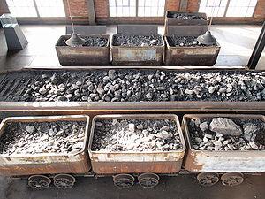 Coal mining Leseband