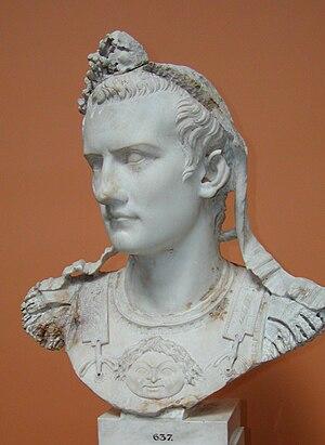 Emperor Caligula, Ny Carlsberg Glyptotek.