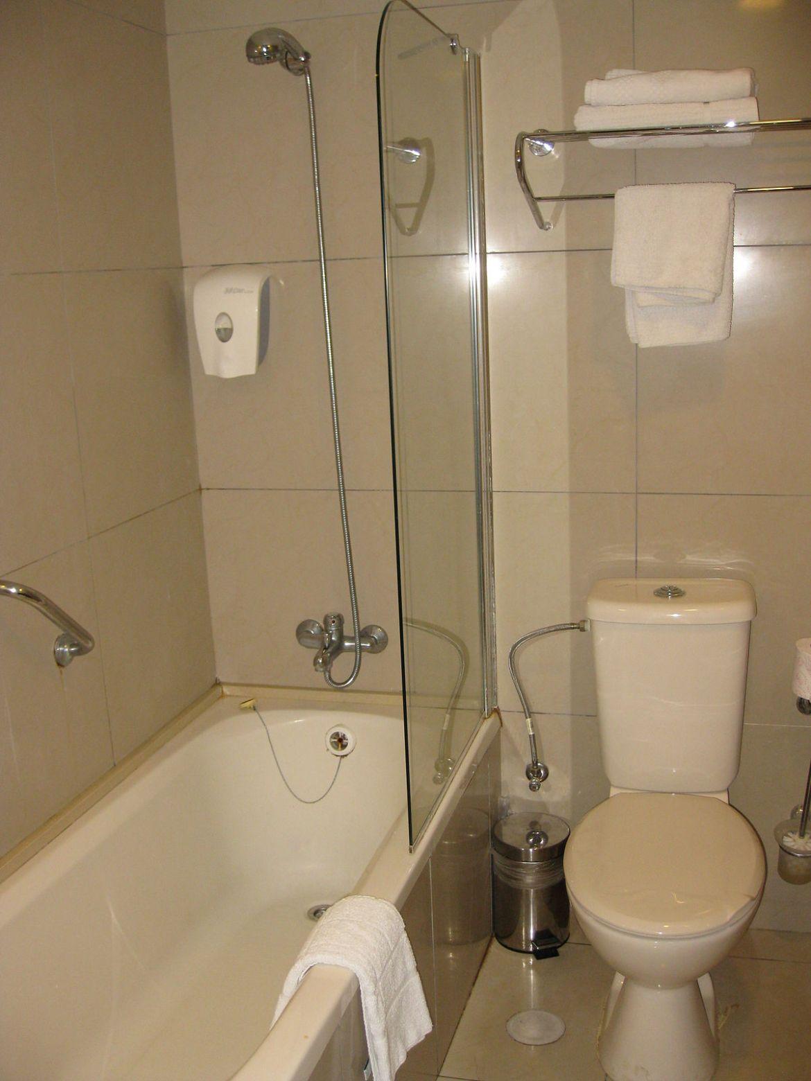 Bồn tắm – Wikipedia tiếng Việt