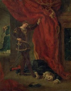 Hamlet-before-the-body-of-polonius