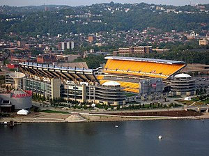 Heinz Field, Pittsburgh, Pennsylvania, USA
