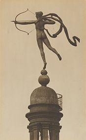 Augustus Saint-Gaudens statue of Diana originally on the Madison Square Garden tower