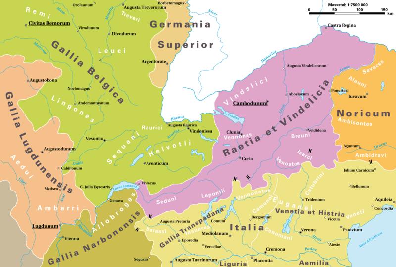 File:Römische Provinzen im Alpenraum ca 14 n Chr.png