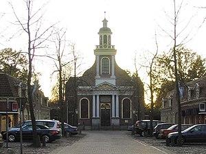 Nederlands: Sint Petrus' bandenkerk in Rijsenburg.