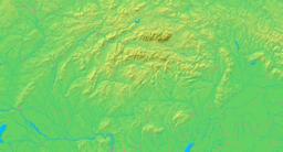 Location in Slovakia