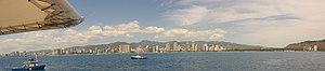 Waikiki from boat