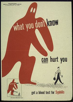 """WHAT YOU DON'T KNOW CAN HURT YOU, GET A ..."