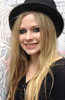 Avril Lavigne Wikipedia