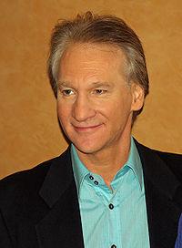 Bill Maher, November 2007