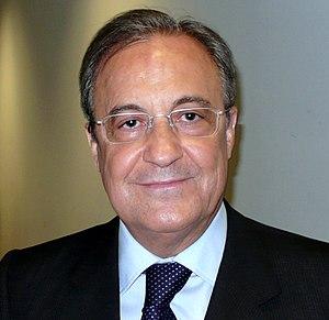 Florentino Pérez, Spanish businessman, former ...