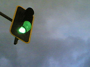 Green light in Madrid