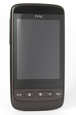 English: Image of an HTC Touch2 smartphone, al...