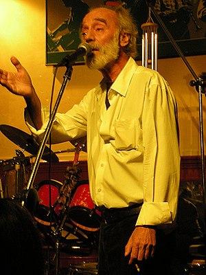 Javier Krahe in concert