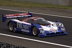 Nissan R 90 CK, LM Story, Le Mans.jpg