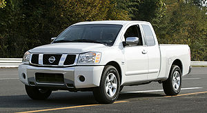 Nissan Titan King Cab '05 (extended cab)