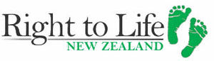 English: Logo for Right to Life NZ
