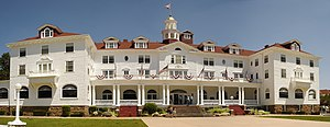 We got to the Stanley Hotel around noon on Sat...