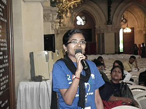 WikiConference India 2011 Snap 9546