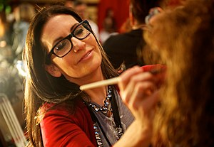 English: Bobbi Brown at The Heart Truth's Red ...
